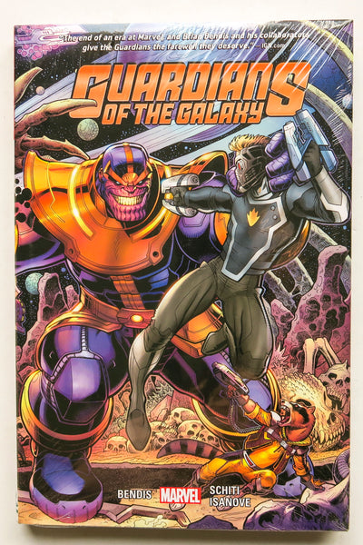 Guardians of the Galaxy Vol. 5 Marvel Graphic Novel Comic Book