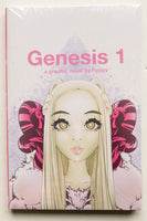 Genesis One 1 A Graphic Novel by Poppy Z2 Comics Book