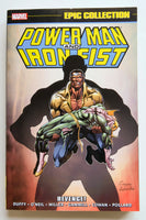 Power Man & Iron Fist Revenger Marvel Epic Collection Graphic Novel Comic Book