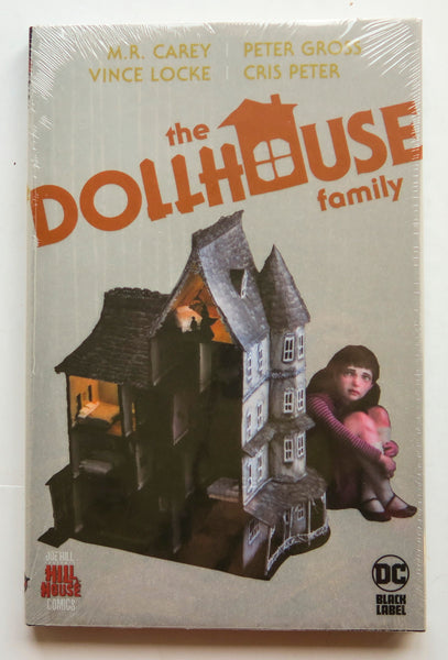 The Dollhouse Family DC Graphic Novel Comic Book