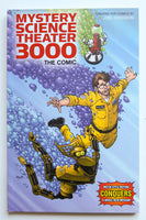 Mystery Science Theater 3000 The Comic Dark Horse Graphic Novel Book