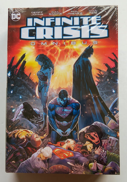 Infinite Crisis Omnibus DC Graphic Novel Comic Book