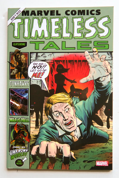 Marvel Comics Timeless Tables Graphic Novel Comic Book