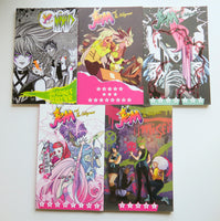 Jem and the Holograms Vol. 1 - 4 + The Misfits IDW Graphic Novel Comic Book Lot of 5