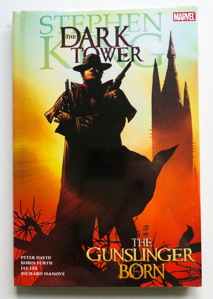 Stephen King's The Dark Tower The Gunslinger Born Marvel Graphic Novel Comic Book