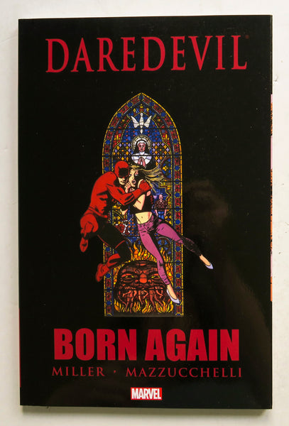 Daredevil Born Again Marvel Graphic Novel Comic Book