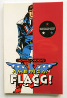 American Flagg Definite Collection Vol. 1 Howard Chaykin Image Graphic Novel Comic Book