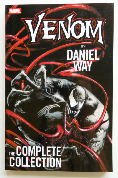 Venom The Complete Collection Daniel Way Marvel Graphic Novel Comic Book