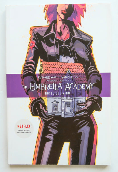 The Umbrella Academy Vol. 3 Hotel Oblivion Dark Horse Graphic Novel Comic Book