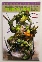 Teenage Mutant Ninja Turtles Micro-Series Vol. 1 IDW Graphic Novel Comic Book