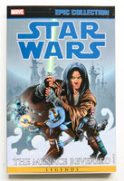 Star Wars The Menace Revealed Vol. 2 Marvel Epic Collection Graphic Novel Comic Book