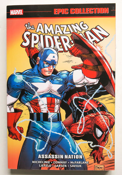 Amazing Spider-Man Assassin Nation Marvel Epic Collection Graphic Novel Comic Book