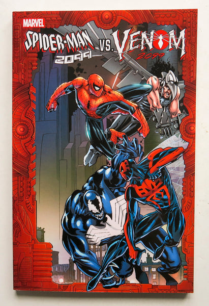 Spider-Man 2099 Vs. Venom 2099 Marvel Graphic Novel Comic Book