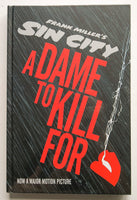 Sin City A Dame To Kill For Frank Miller Dark Horse Graphic Novel Comic Book