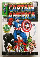 Captain America Vol. 1 Marvel Omnibus Graphic Novel Comic Book