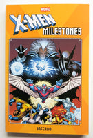X-Men Milestones Inferno Marvel Graphic Novel Comic Book