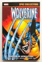 Wolverine Shadow of Apocalypse Marvel Epic Collection Graphic Novel Comic Book