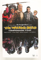 The Walking Dead Compendium Four 4 Image Graphic Novel Comic Book