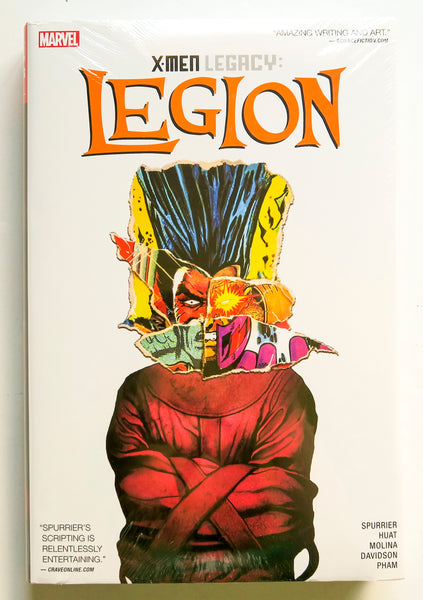 X-Men Legacy Legion Marvel Omnibus Graphic Novel Comic Book