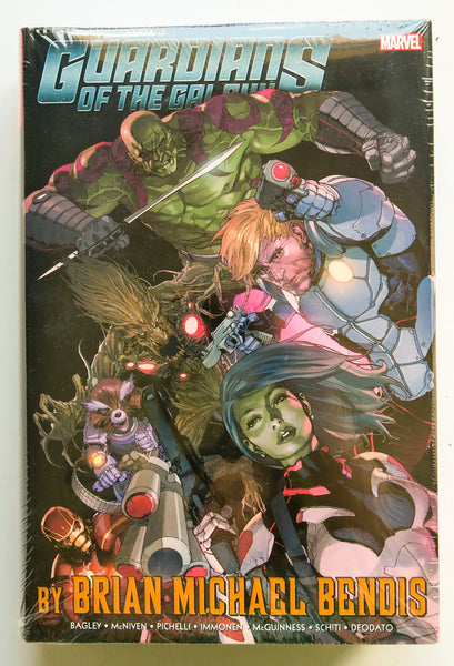 Guardians of the Galaxy Vol. 1 Bendis Marvel Omnibus Graphic Novel Comic Book