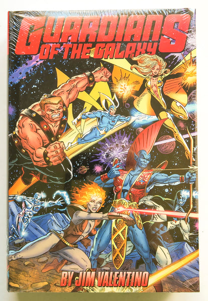 Guardians of the Galaxy Marvel Omnibus Graphic Novel Comic Book