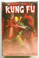 The Deadly Hands of Kung Fu Vol. 1 Marvel Omnibus Graphic Novel Comic Book