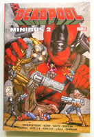 Deadpool Marvel Minibus 2 Graphic Novel Comic Book