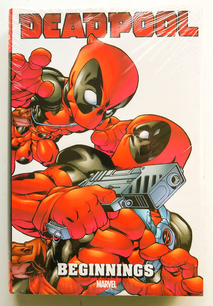 Deadpool Beginnings Marvel Omnibus Graphic Novel Comic Book