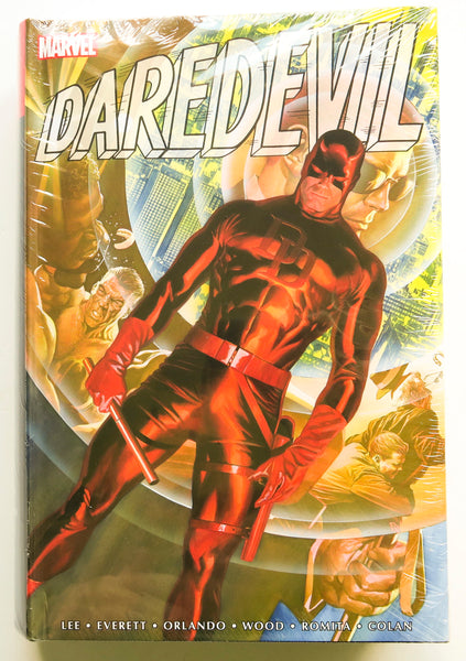 Daredevil Vol. 1 Marvel Omnibus Graphic Novel Comic Book
