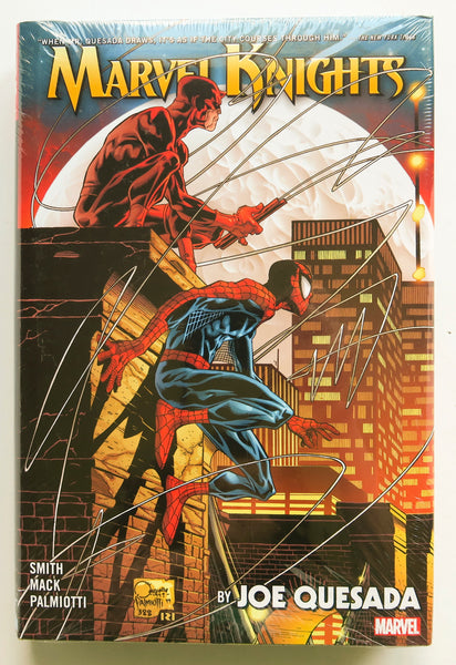 Marvel Knights by Joe Quesada Marvel Omnibus Graphic Novel Comic Book