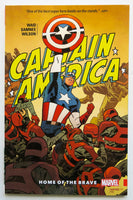 Captain America Home of the Brave Marvel Graphic Novel Comic Book