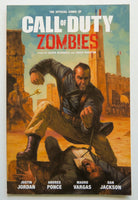 Call of Duty Zombies Dark Horse Graphic Novel Comic Book