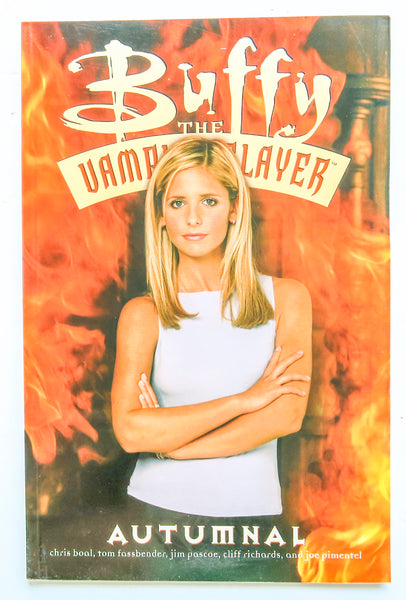 Buffy the Vampire Slayer Autumnal Dark Horse Graphic Novel Comic Book