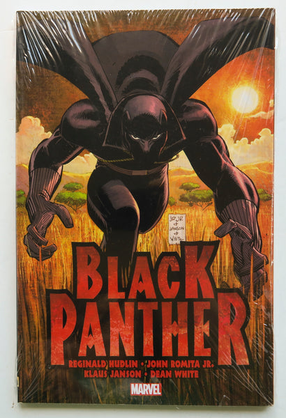 Black Panther Who Is The Black Panther Marvel Graphic Novel Comic Book