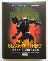 Black Panther Who Is The Black Panther Marvel Prose Novel Comic Book
