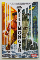 Black Panther Killmonger By Any Means Marvel Graphic Novel Comic Book