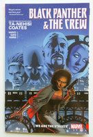 Black Panther and The Crew We Are The Streets Marvel Graphic Novel Comic Book