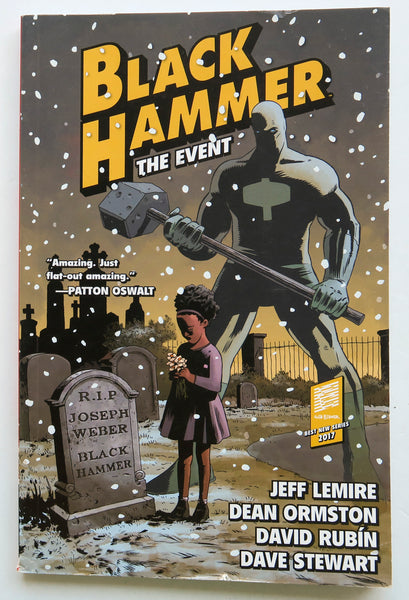 Black Hammer Vol. 2 Marvel Graphic Novel Comic Book