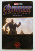 Marvel's Avengers Endgame Prelude Marvel Graphic Novel Comic Book