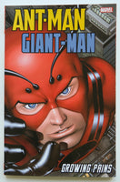 Ant-Man Giant Ant-Man Growing Pains Marvel Graphic Novel Comic Book