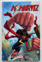 Ms. Marvel Time and Again Vol. 10 Marvel Graphic Novel Comic Book