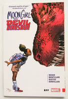 Moon Girl and Devil Dinosaur Vol. 1 BFF Marvel Graphic Novel Comic Book