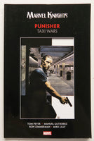 Marvel Knights Punisher Taxi Wars Graphic Novel Comic Book
