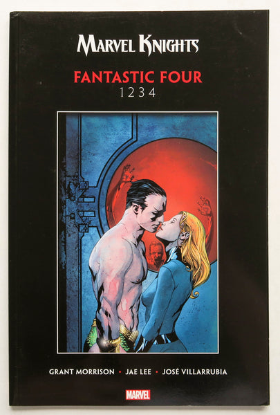Marvel Knights Fantastic Four 1234 Graphic Novel Comic Book