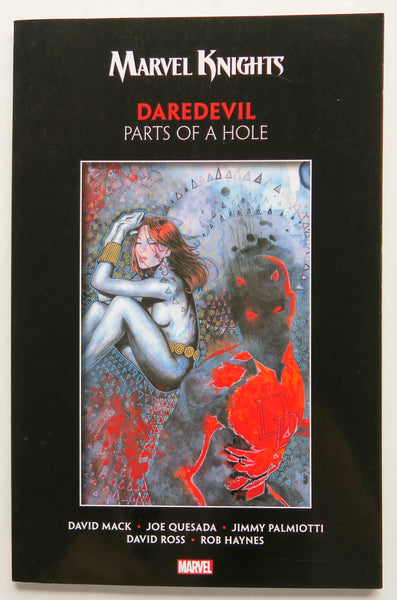 Marvel Knights Daredevil Parts of a Hole Graphic Novel Comic Book