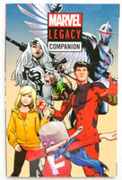 Legacy Companion Marvel Graphic Novel Comic Book