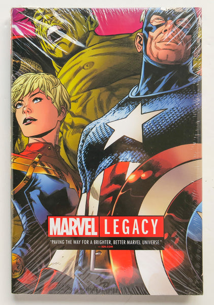 Legacy HC Marvel Graphic Novel Comic Book