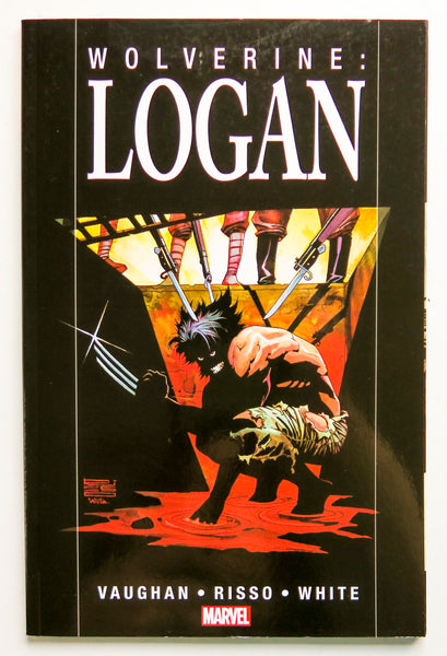 Wolverine Logan Marvel Graphic Novel Comic Book