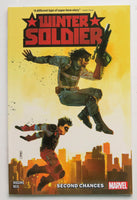 Winter Soldier Second Chances Marvel Graphic Novel Comic Book