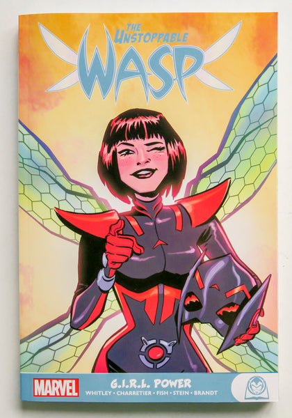 The Unstoppable Wasp G.I.R.L. Power Marvel Graphic Novel Comic Book